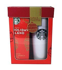 Starbucks® Coffee & Travel Mug Set