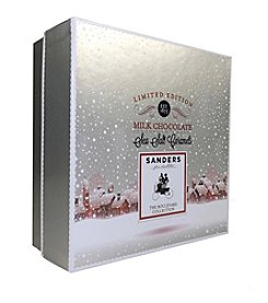 Sanders® Holiday Milk Chocolate Sea Salt Caramels