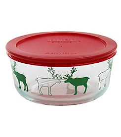 Pyrex® Storage 4-Cup Deer Bowl