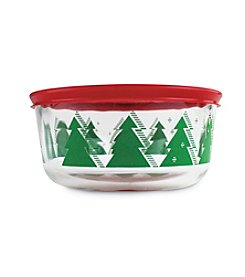 Pyrex® Storage 4-Cup Holiday Tree Bowl