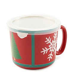 Sabatier® Holiday Ceramic Soup Mug