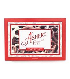 Asher's® Milk, Dark & White Assorted Pretzel Box