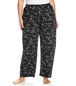 HUE® Printed Pajama Pants