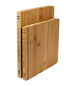 Sabatier® Set of 2 Library Cutting and Serve Boards
