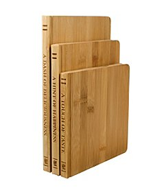 Sabatier® Set of 3 Library Cutting and Serve Boards