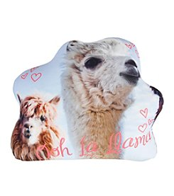 Style.Lab® Photo Real Llama Pillow