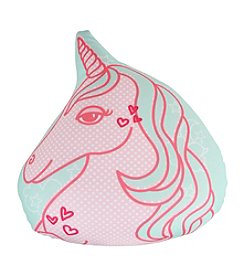 Style.Lab® Photo Real Unicorn Pillow