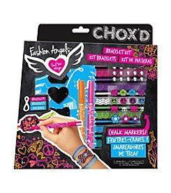 Fashion Angels® Chox'd Chalkboard Bracelet Kit