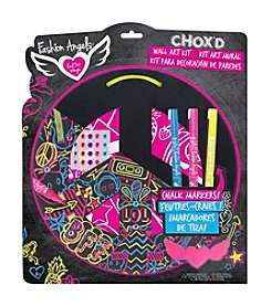 Fashion Angels® Chox'd Chalkboard Peace Sign Wall Art Kit