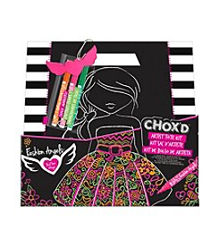Fashion Angels® Chox'd Chalkboard Art Tote