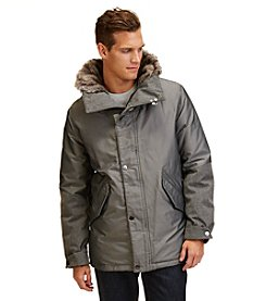 Nautica® Men's Faux Fur-Trimmed Down Parka