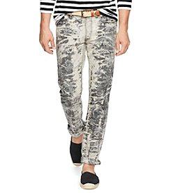 Polo Ralph Lauren® Men's Varick Slim-Straight Jacquard Jean