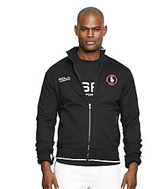 Polo Sport® Men's Pique Track Jacket
