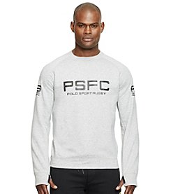 Polo Sport® Men's Graphic Crew Neck Sweatshirt