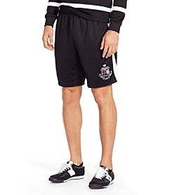 Polo Sport® Men's Rugby Micro-Dot Shorts