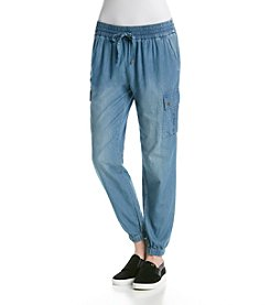 MICHAEL Michael Kors® Chambray Track Pants