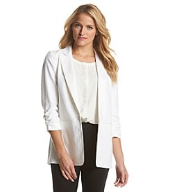 MICHAEL Michael Kors® Shirred-Sleeve Jacket