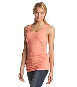 MICHAEL Michael Kors® Side-Zip Tank