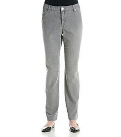 Bandolino®  Mandie Average Leg Jeans
