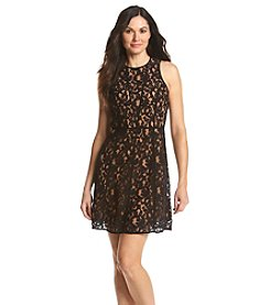 MICHAEL Michael Kors® Paisley Lace Tape Dress