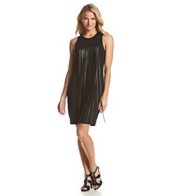 MICHAEL Michael Kors® Long Fringe Tank Dress