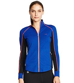 Lauren Active® Stretch Track Jacket