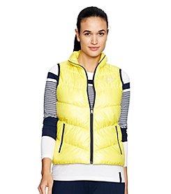 Lauren Active® Quilted Ripstop Vest