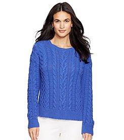 Lauren Ralph Lauren® Lelantos Long Sleeve Sweater