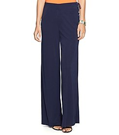 Lauren Ralph Lauren® Wide Leg Pants
