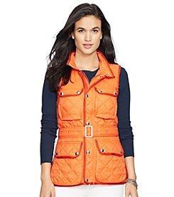 Lauren Ralph Lauren® Quilted Nylon Vest