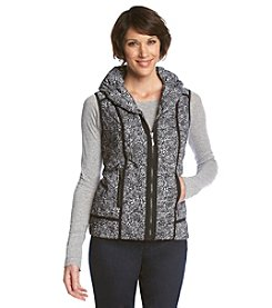 Laura Ashley® Printed Puffer Vest
