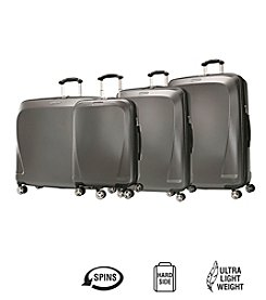 Ricardo Beverly Hills Mar Vista Graphite Hardside Luggage Collection
