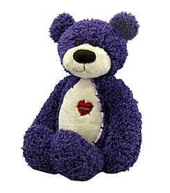 First and Main® Tender Teddy - Purple