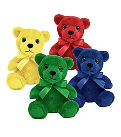 First and Main® 4-pc. Rainbow Bear