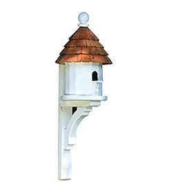 Good Directions® Lazy Hill Small Shingled Bird House