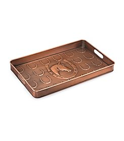 Good Directions® Venetian Bronze Horse Shoe Multi-Purpose Boot Tray