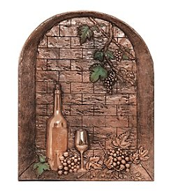 Good Directions® Wine Cellar Copper Mural/Backsplash