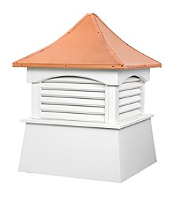 Good Directions® Vinyl Coventry Cupola