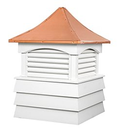 Good Directions® Vinyl Sherwood Cupola