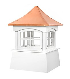 Good Directions® Vinyl Windsor Cupola