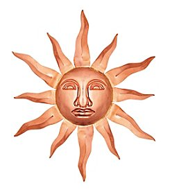 Good Directions® Polished Copper Sunface