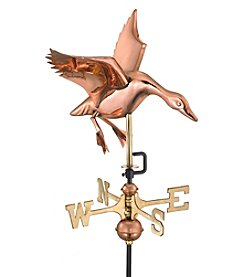 Good Directions® Garden Landing Duck Weathervane