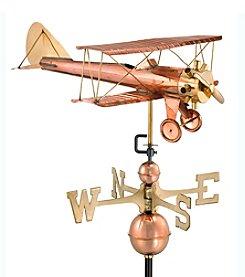 Good Directions® Standard Biplane Weathervane