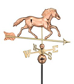 Good Directions® Smithsonian Running Horse Weathervane