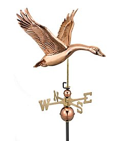 Good Directions® Feathered Goose Weathervane