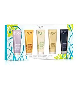 H2O Plus Spa Body Cleanser Minis