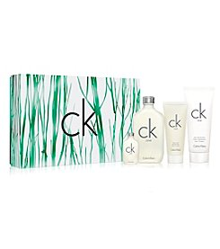 Calvin Klein ck one Gift Set (A $113 Value)