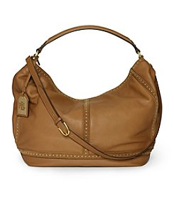 Lauren Ralph Lauren® Bastwick Leather Hobo