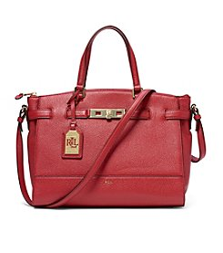 Lauren Ralph Lauren Darwin Leather Satchel