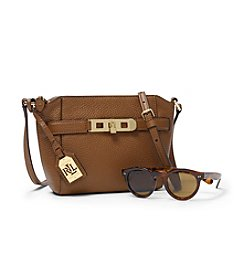Lauren Ralph Lauren® Darwin Leather Crossbody Bag
